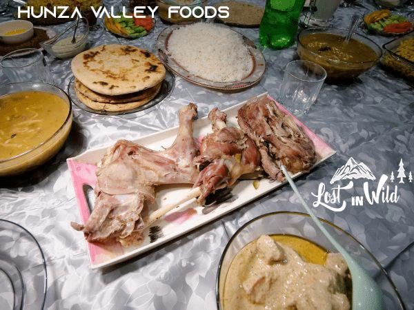 hunza valley foods