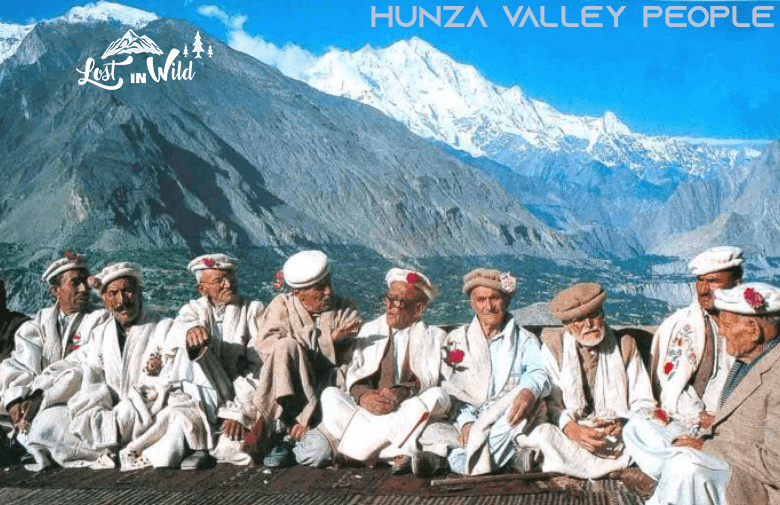 hunza people